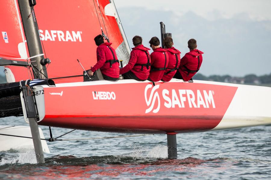 Catamaran Safram